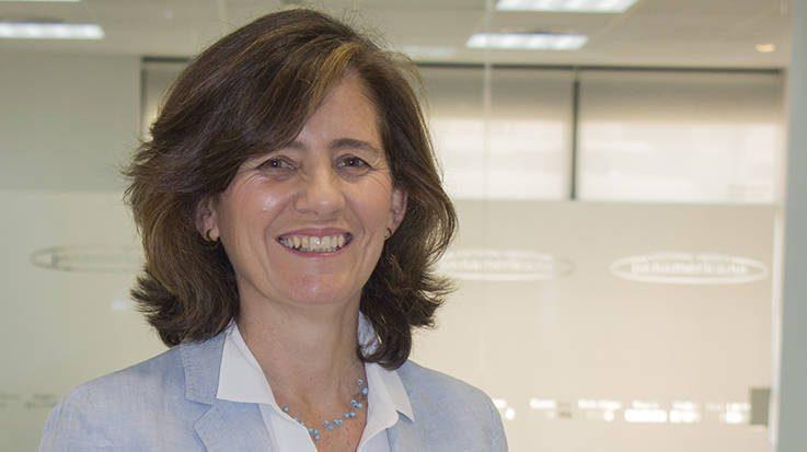 Elena Feduchi, directora de contenidos en Editorial Médica Panamericana.