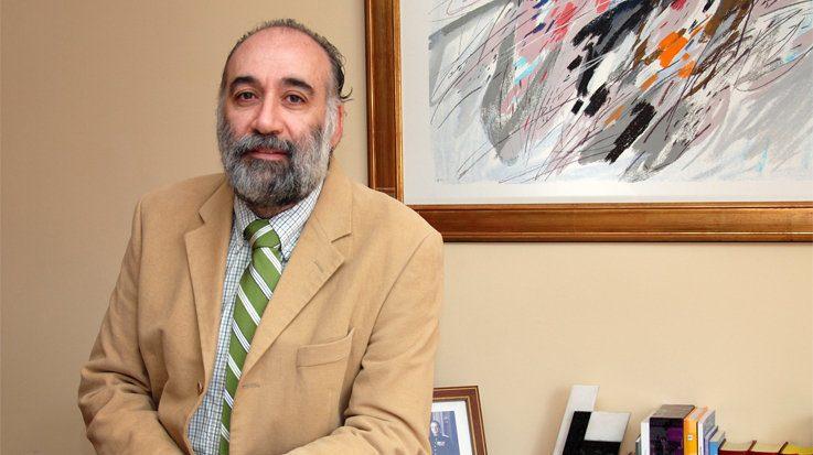 Francisco Santolaya Ochando, presidente del Consejo General de la Psicología.