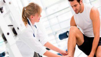 Los españoles incrementarán la demanda del uso de fisioterapeutas durante los meses de junio y septiembre.