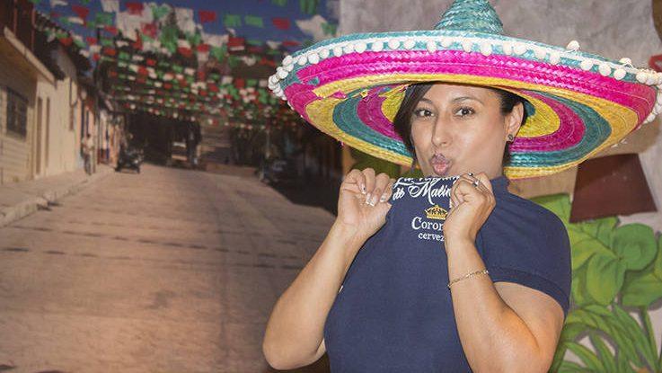 Érica Bautista, gerente y socia fundadora del restaurante La venganza de Malinche.