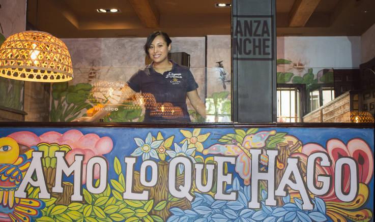 Érica Bautista dedicará los próximos dos años a la investigación culinaria y el lanzamiento de su línea de comida enlatada