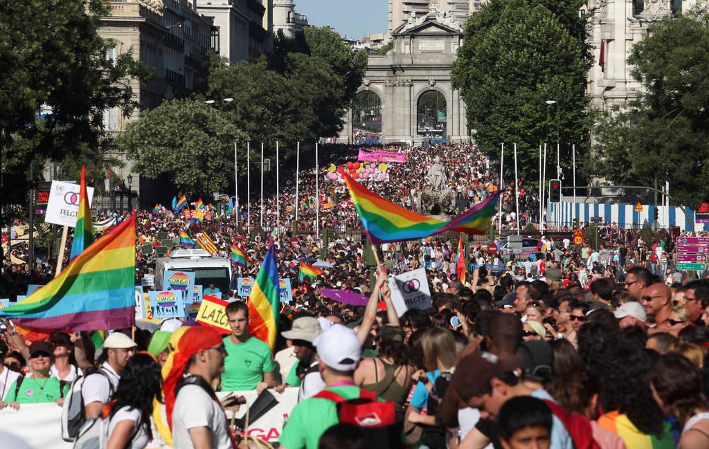La celebración de la actual edición del Orgullo Gay 2018 atraerá a un millón de visitantes.