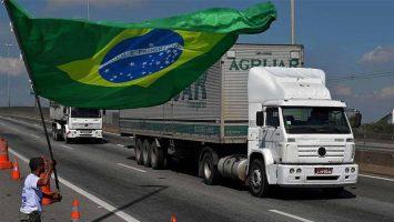 El Banco Central de Brasil señala una reducción de un punto porcentual en el PIB por las huelga de camioneros sufridas en el país.