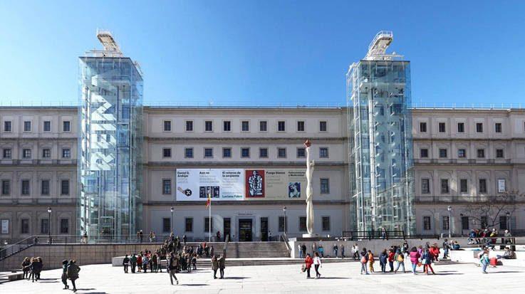 El Museo Reina Sofia Lanza Una Ope Para Coordinador De Actividades