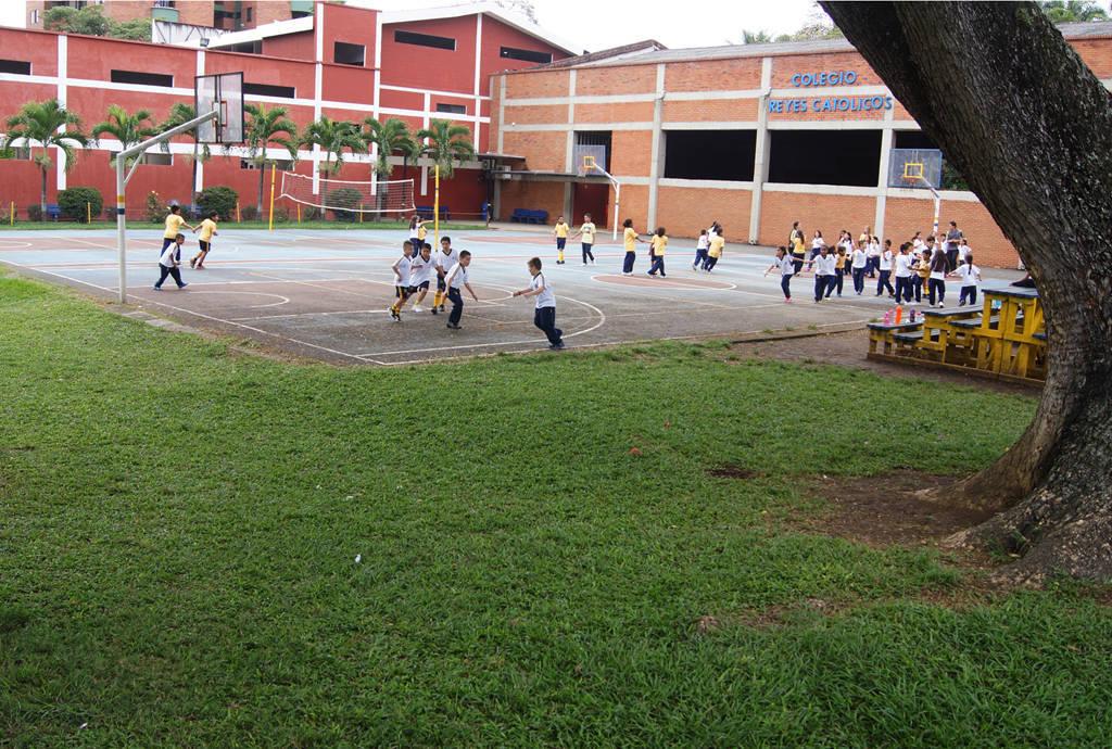 Los precios para los alumnos entre Educación Infantil y bachillerato estarán entre los 4.733.867 y los 6.616.548 pesos.