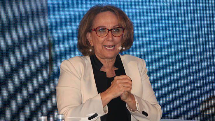 Rebeca Grynspan, secretaria general de la SEGIB.