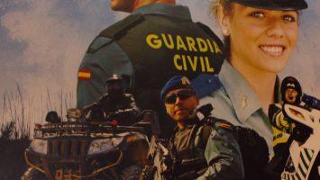 La OPE para Guardia Civil se llevará a cabo el segundo finde semana de julio con la participación de 29.437 aspirantes.