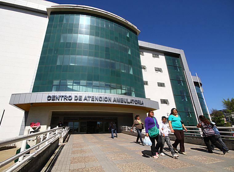 Hospital Regional de Concepción prevé tomar medidas legales contra el estudiante.