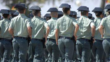 El Ministerio de Defensa publica la relación definitiva de aspirantes propuestos el Cuerpo de la Guardia Civil.