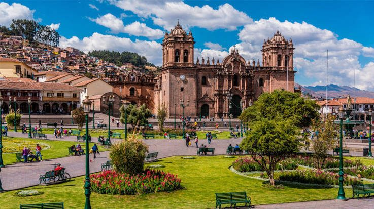 Cusco ha sido galardonada en los premios World's Best Awards 2018.