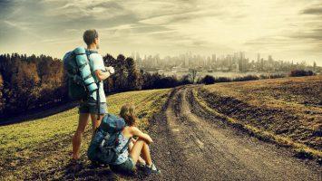 Un 39 por ciento de los españoles destinan sus ahorros para viajes.