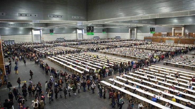 España ofertará 17.000 vacantes, con más de 8.000 para nuevos ingresos.