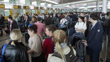 España ha negado la entrada a 439.505 ciudadanos extracomunitarios durante 2017.