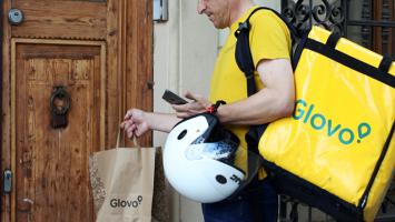 AmRest, dueño de La Tagliatella, invierte 25 millones de euros en Glovo y obtienen un puesto en el consejo de administración de la 'startup'.