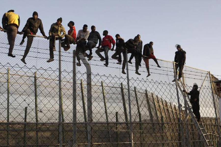 Los inmigrantes que llegan a las costas españolas proceden, en su mayoría, de Marruecos y Argelia.