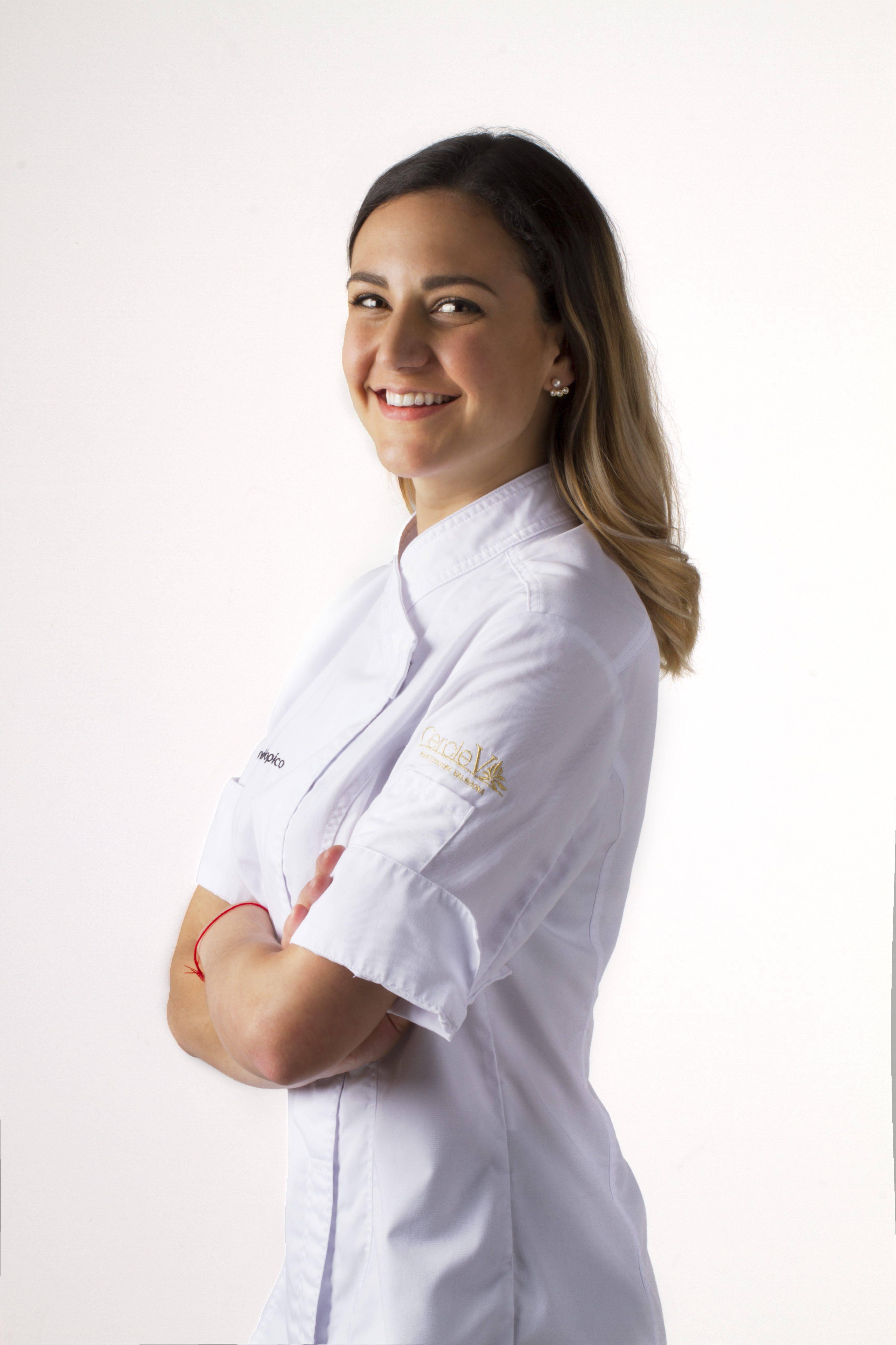 La chef venezolana ha sido seleccionada por la revista Forbes como una de 'Los 30 jóvenes con menos de 30 años en Europa' en la categoría Artes.