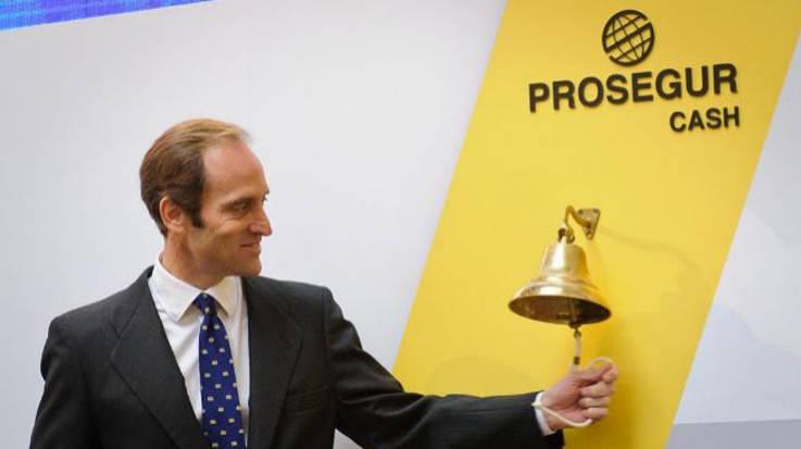 Alessandro Abrahao, director general de Prosegur Cash en Brasil.