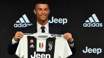 La Juventus gana 52 millones en un solo día por la venta de camisetas de Cristiano Ronaldo.