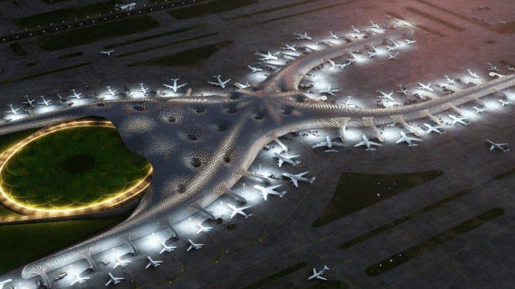 La responsabilidad del nuevo Gobierno de México en la construcción del Aeropuerto Internacional de México se llevará a una consulta popular.