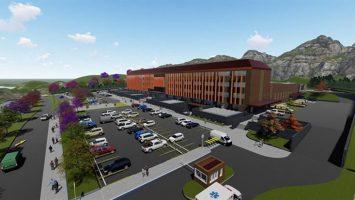 Sacyr será el encargado de la construcción del nuevo Hospital de Villarrica en Araucanía en Chile.