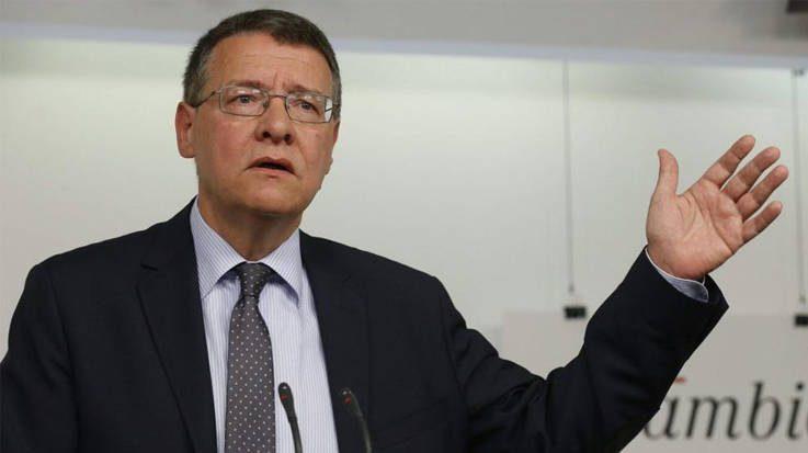 Jordi Sevilla, nuevo presidente del Grupo Red Eléctrica.
