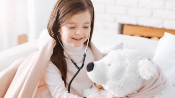 El 8,1 por ciento de las niñas entre los 4 y 16 años sueña con ser médicos.