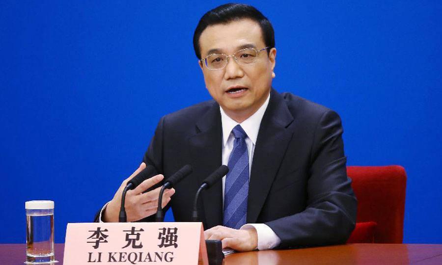 Li Keqiang, primer ministro de China.