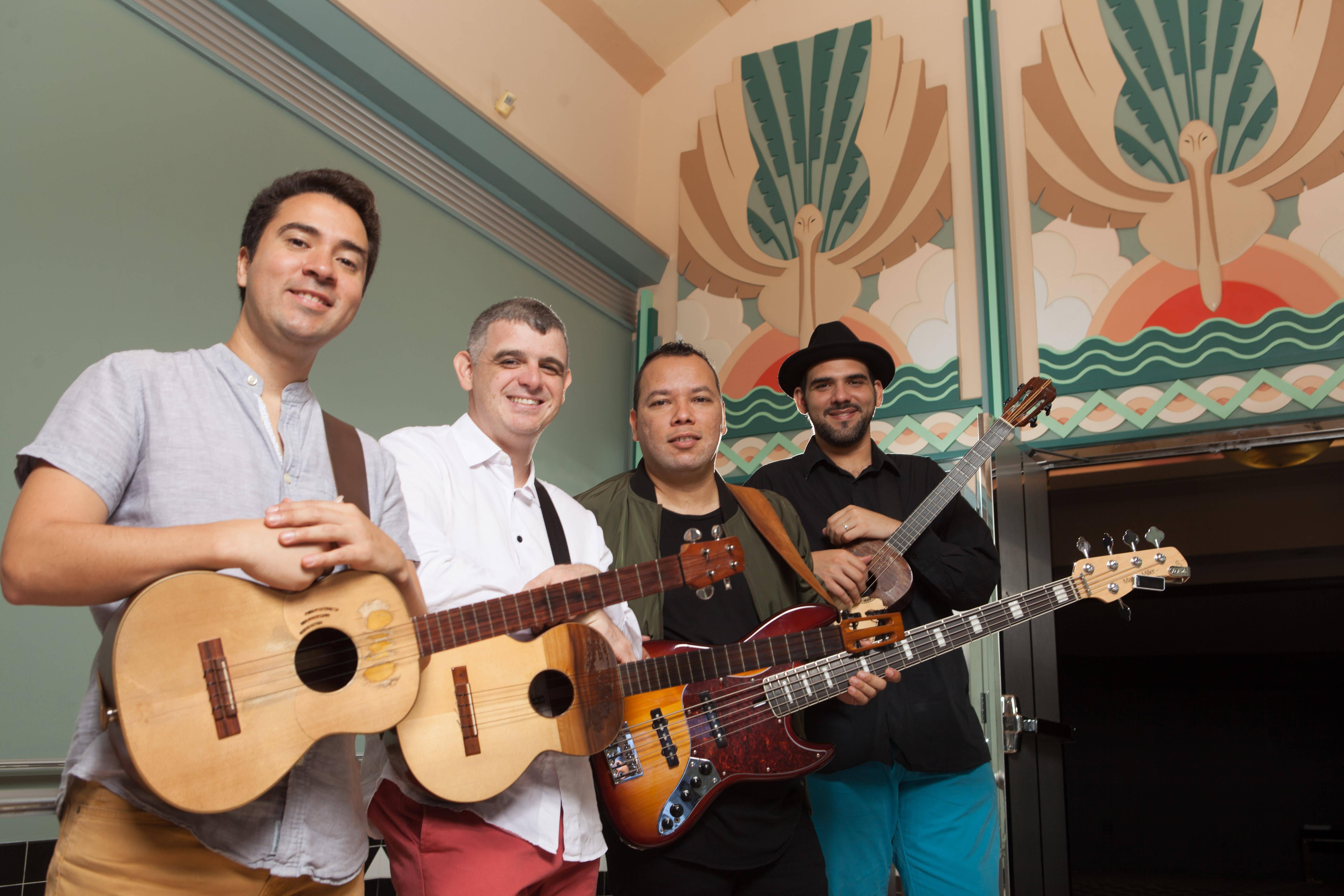 La agrupación venezolana tiene como meta constante postularse tanto al Grammy Latino como al americano.
