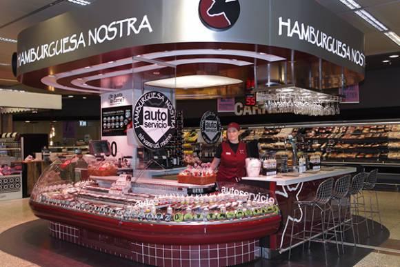 Hamburguesa Nostra tiene 21 establecimientos en los que emplea a unas 350 personas.