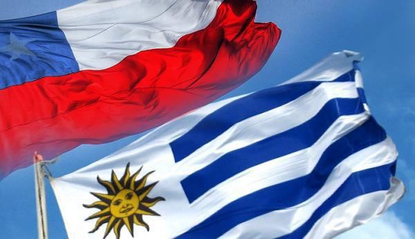 El acuerdo comercial entre Chile y Uruguay ha tenido un solo voto en contra por parte del diputado Eduardo Rubio.