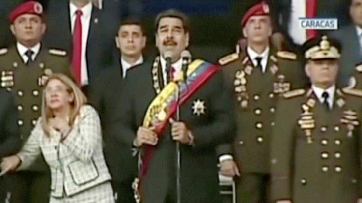 El presunto atentado contra el presidente de Venezuela ha costado alrededor de 21.000 euros sólo en gastos materiales.