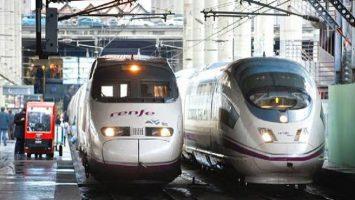 Iberdrola, Endesa y Acciona se adjudican un contrato de suministro de electricidad para la circulación de los trenes AVE y la iluminación de las estaciones durante 2019 y 2020.