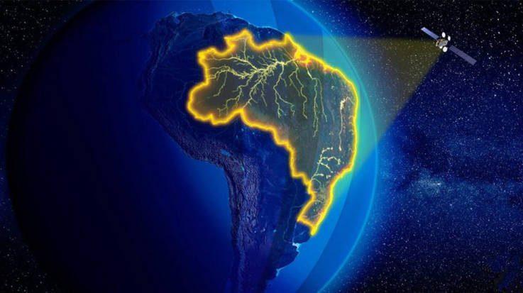 Hispasat y Gilat Satellite Networks se unen para ofrecer internet de calidad en todo Brasil, incluso en las zonas más remotas.