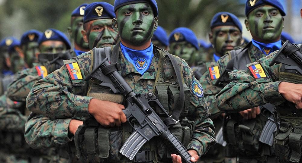 El objetivo de la Oficina de Cooperación de Seguridad con EEUU será fortalecer las tareas de inteligencia.