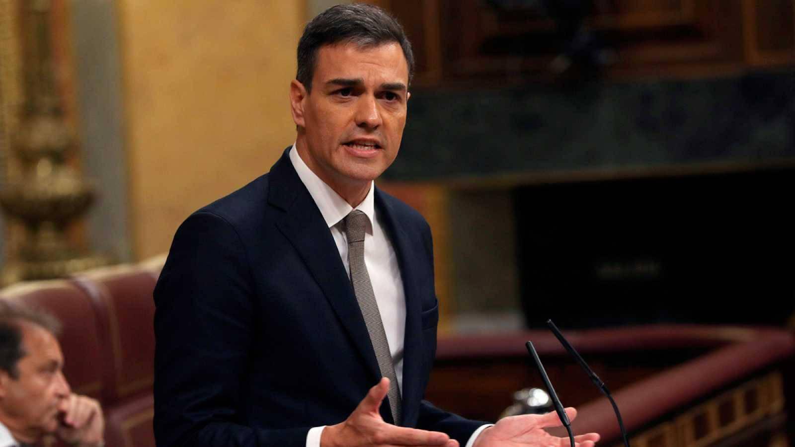 Pedro Sánchez y sus 17 ministros cobran un sueldo mensual de 108.000 de euros.