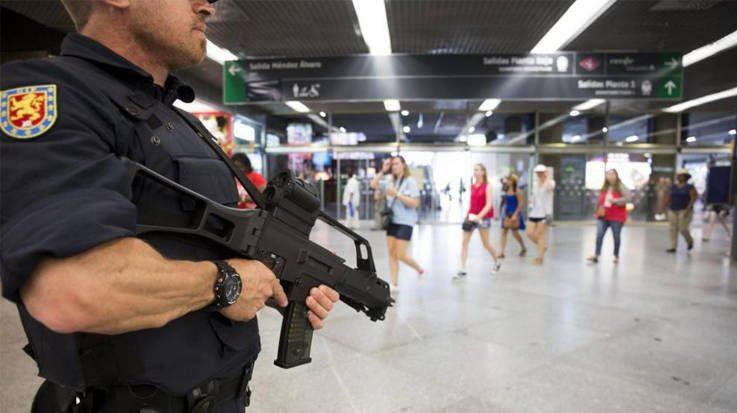 La Comisión Europea otorga 4,2 millones de euros adicionales al Gobierno español para apoyar en la lucha contra el terrorismo y el crimen organizado.
