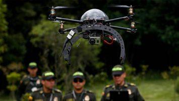 Los drones ha sido una de las preguntas más polémicas en la última convocatoria de Policía Local en Valencia.
