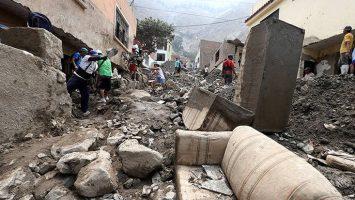 Perú entrega 6.090 viviendas a los damnificados por el desastre natural de 'El Niño Costero'.