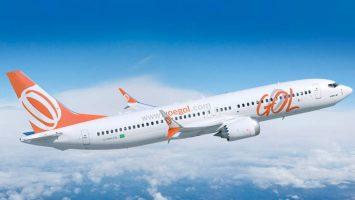 La aerolínea Gol ha recibido su primer avión Boeing 737 MAX 8, perteneciente a una orden de compra de 120 aviones a Estados Unidos.