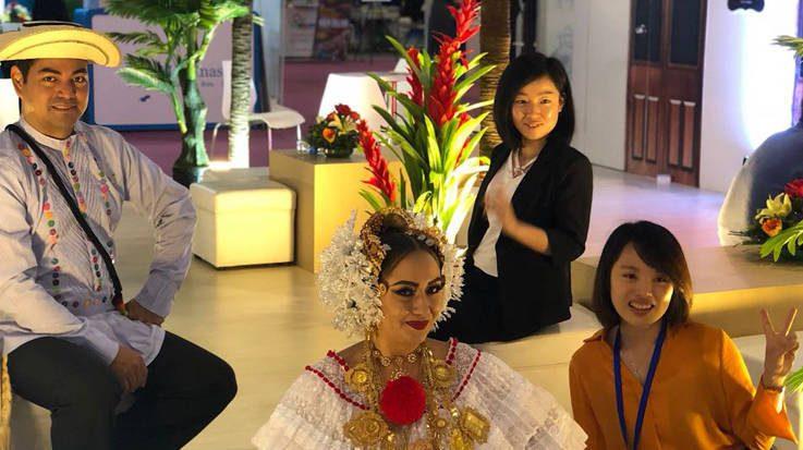 Más de 60 empresas de Panamá están negociando para la captación de los turistas chinos.