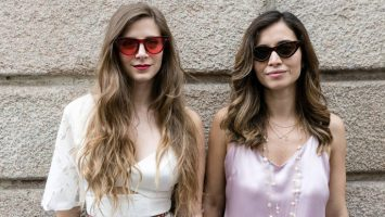 Tiffany Azmouz y Alessandra Giffuni, fundadoras de Global Fashion Travels.