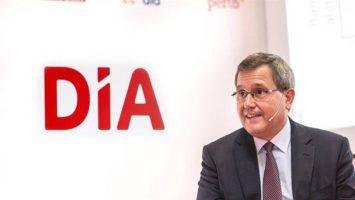 Ricardo Currás ha sido relevado como consejero delegado de supermercados Dia.