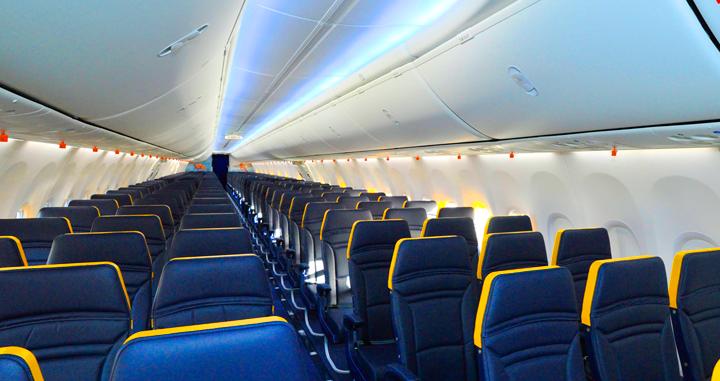 Ryanair toma esta medida por los retrasos que sufrían sus aviones altramitar el equipaje.