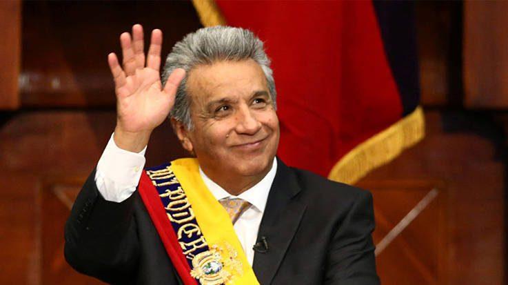 Lenín Moreno, presidente de Ecuador, ha anunciado un nuevo plan para reducir el gasto público y el déficit fiscal.