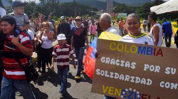 Pedro Sánchez aprovechará su visita a Colombia para proponer ayuda al éxodo de venezolanos.