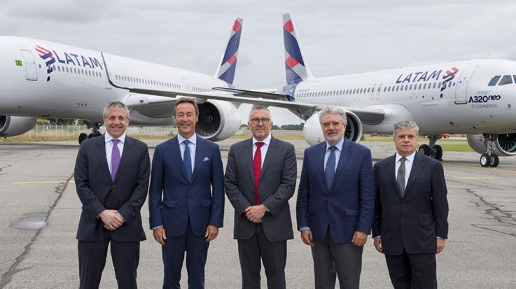 Latam invertirá 345 millones de euros en la modernización del interior de las cabinas de más de 200 aviones en los próximos dos años.