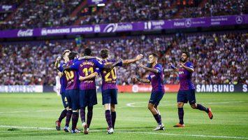 El Fútbol Club Barcelona inaugura 'Barça Academy Puebla', la primera escuela que el club catalán abre en el país azteca.