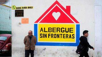 'Sin Fronteras' es un albergue creado por un peruano que vivió la experiencia de ser migrante en Japón y Corea del Sur.