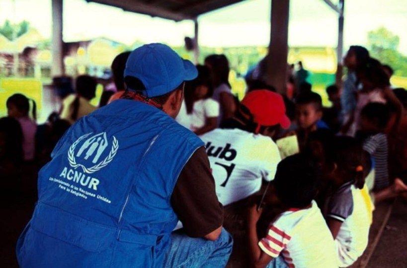 Las Naciones Unidas afirma que más de 1,6 millones de venezolanos han escapado hacia Colombia.