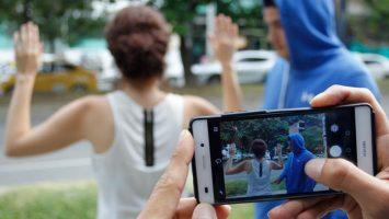 Colombia diseña la app 'Te Pille' para denunciar hurtos.